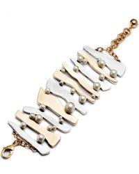 Lulu Frost - Dauphine Bracelet - Lyst