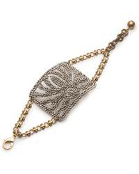 Lulu Frost - *vintage* Cut-steel Bracelet 1 - Lyst