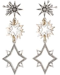 Lulu Frost - Cosmic Earrings - Lyst