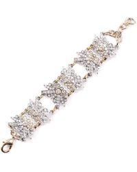 Lulu Frost - Larkspur Multi-line Bracelet - Lyst