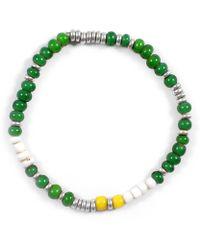 Lulu Frost - George Frost Kech Chill Morse Bracelet - Lyst