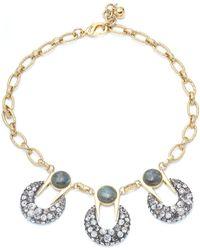 Lulu Frost | Laumiere Triple Necklace | Lyst
