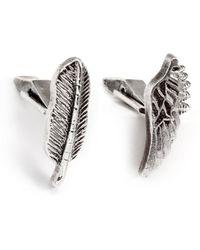 Lulu Frost - George Frost Sterling Silver Nomad Cufflinks - Lyst