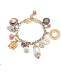 Lulu Frost | *vintage* Charm Bracelet | Lyst