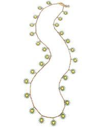 Lulu Frost - Moorea Messenger Necklace - Lyst