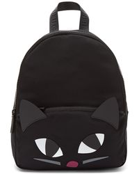 Lulu Guinness - Kooky Cat Backpack - Lyst
