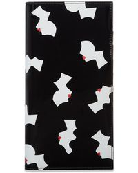 Lulu Guinness - Kissing Cameo Travel Wallet - Lyst
