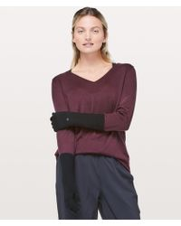 lululemon athletica - Scroll On Knit Gloves *online Only - Lyst