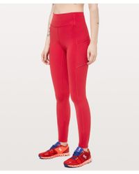 """lululemon athletica - Speed Up Tight *online Only Tall 31"""" - Lyst"""