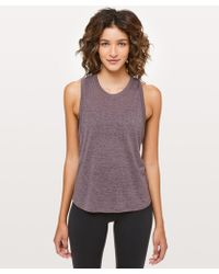 lululemon athletica - Timeless Classic Tank - Lyst