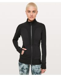 lululemon athletica - Movement To Movement Jacket - Lyst