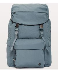 lululemon athletica - On My Level Rucksack - Lyst