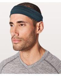 fd742e6365c3d lululemon athletica - Metal Vent Tech Headband - Lyst