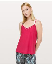 lululemon athletica - Final Count Tank - Lyst