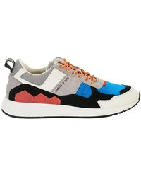 MOA - Grey Running Sneakers - Lyst