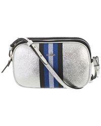Hogan - Silver Small Bag - Lyst