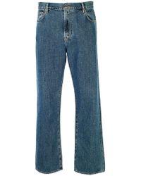 Burberry - Jeans Indigo - Lyst