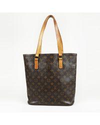 "Louis Vuitton - ""vavin Gm"" Monogram Coated Canvas Tote Bag - Lyst"