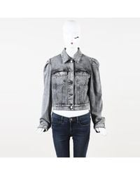 Stella McCartney - Denim Jacket - Lyst