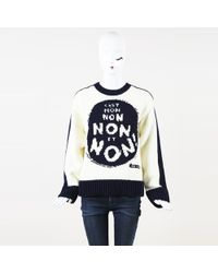 Dior - J'adior Cashmere Knit Sweater - Lyst