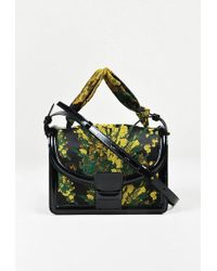 Dries Van Noten | Bag 835 Fabric 431 Yellow | Lyst