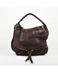 Bag Marcie Leather Hobo Large Shoulder O0kNnwPX8