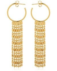 Philippe Audibert - Jessy Hoop Earrings - Lyst