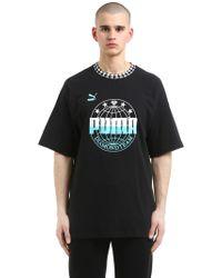 Puma Select - Oversize Diamond Supply Jersey T-shirt - Lyst