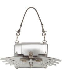 Niels Peeraer | Small Wings Leather Shoulder Bag | Lyst