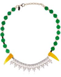 Iosselliani - Colours Of Burma Necklace - Lyst