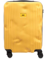 Crash Baggage - 40l 4-wheel Stripe Carry-on Trolley - Lyst