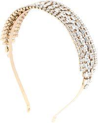 Rosantica - Luci Crystal Headband - Lyst