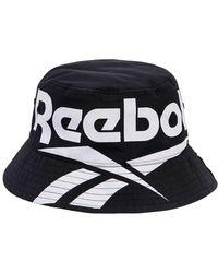 Reebok - Classics Logo Bucket Hat - Lyst