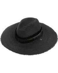 Kreisi Couture - Zola Straw Hat - Lyst