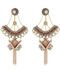 Deepa Gurnani | Fayette Earrings | Lyst