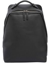 Bonastre | Vegetable Tanned Leather Backpack | Lyst