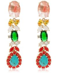 Iosselliani - Drop Earrings - Lyst