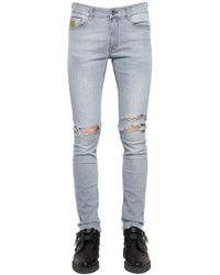 "April77   Jeans ""joey Relic Ashbury"" In Denim 16cm   Lyst"