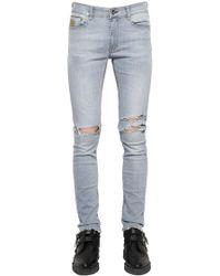 "April77 Jeans En Denim ""joey Relic Ashbury"" 16cm"