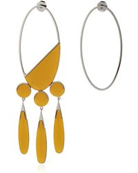 Sylvio Giardina - Barock Drop & Hoop Earrings - Lyst