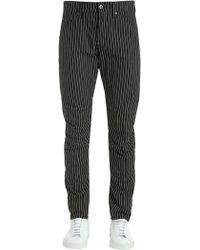 G-Star RAW - Elwood Wabash Stripe Print Denim Jeans - Lyst