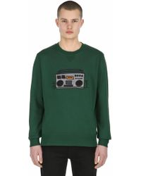 COACH - Keith Haring Cotton Jersey Sweatshirt - Lyst