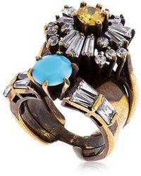 Iosselliani - Colors Of Burma Ring - Lyst