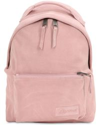 Eastpak - 11l Orbit Sleek'r Suede Backpack - Lyst