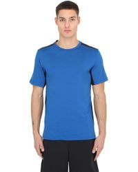 Nike - Lab Essentials Short Sleeve Base Top - Lyst