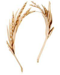 Rosantica | Apache Headband W/ Pearls | Lyst