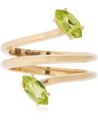 Bea Bongiasca - Gloriosa Lily Glory Gold Ring - Lyst