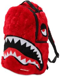 "Sprayground - Zaino ""fur Monster"" - Lyst"