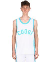 """Puma Select - """"Camiseta De Basket """"""""googi Archive"""""""" De Jersey"""" - Lyst"""