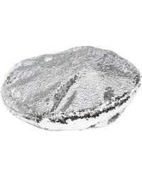 Racil - Sequined Beret - Lyst